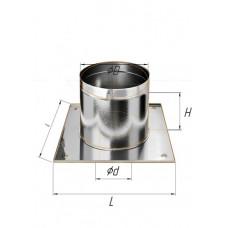 Потолочно-проходной узел 1000 ∅250 (430, 1.0)