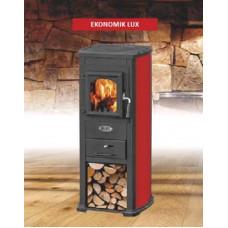 Отопительная печь для дачи EKONOMIK LUX (Экономик Люкс) (BLIST)